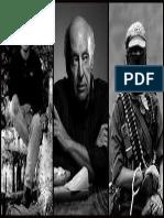 Eduardo Galeano y Los Zapatistas