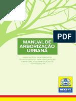 Manual de Arborização Urbana da Prefeitura do Recife