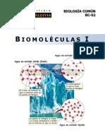 Biomoléculas I