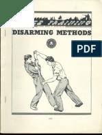 Disarming Methods - FBI 1955