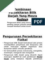 Pembinaan Persekitaran Bilik Darjah Yang Mesra Budaya 120829095121 Phpapp01