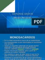 MONOSACARIDOS