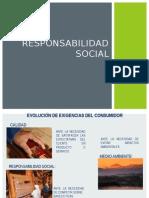 Responsabilidad social 2012