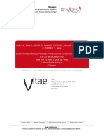 Articulo tecnologia farmaceutica produccion de medicamentos