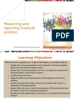 Week 2 - Measuring and Reporting Financial Position