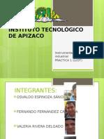 Instrumentación- Práctica 1