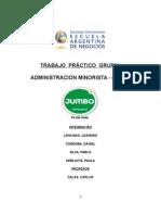Caso de exito Jumbo Retail Argentina