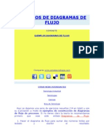 Ejemplos de Diagramas de Flujo