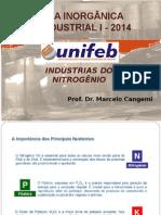 Aula 6 - Indústrias Do Nitrogênio II - 2014