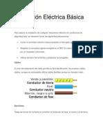 Instalacion Electrica Basica