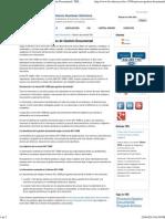 Gestion Documental ISO_ La ISO 15489 en La Gestión Documental TBS-Telecon