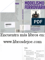 Modelismo Ferroviario - 5 - El Paisaje