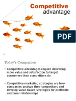 18 Competitive Strategy