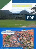 04 Cuencas Hidrograficas 2014-II