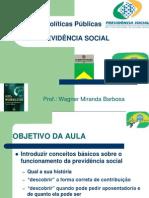 Políticas Públicas-Previdência Social