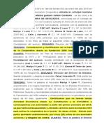 Acta Ordinaria Inactiva Actualizada