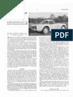 Motor Sport Jan 1963 - Triumph TR4