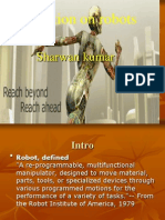 Presentation on robots