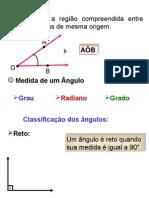 1 - Geometria Plana- Introdução
