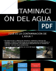 Contaminación del agua.pptx