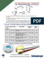 Prevención de Pegas - Operaciones de Campo - Láminas - July