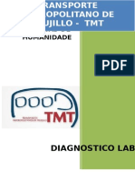 Informe de Diagnostico Laboral  Modelo