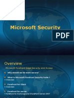 1 Microsoft Forefront Suite