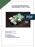 Proyecto Raspberry Pi