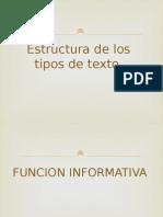 Tipos de Texto (str)