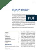 2014 Bursopatías, Etiopatogenia, Diagnóstico y Tratamiento