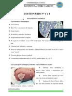 Cuestionario de Microbiología