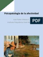 Clase de Psicopatología de La Afectividad