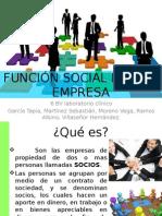 Funcion Social de Una Empresa