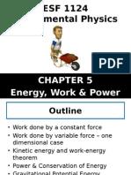 CHAPTER 5 - Work & Energy (v1)