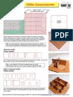 1-48th Queenslander - Assembly Manual