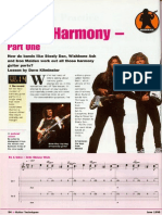 Harmony Lesson