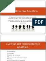 Proceso Analítico Presentacion