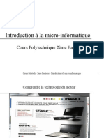 Introduction Micro in Format i Que Polytechnique
