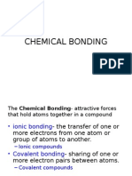 Co2 - Chemical Bonding