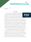reflection essay eng114b