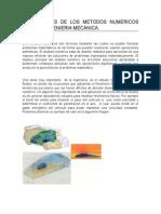 ApliAPLICACIONES DELOS METODOS NUMERICOS EN INGENIERIA MECANICAcaciones Delos Metodos Numericos en Ingenieria Mecanica