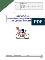 SAP CO 510 Ejercicios