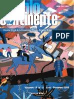 Pueblo continente 2006