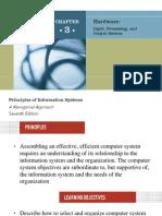 • Assembling an Effective, Efficient Computer System