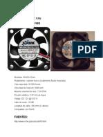 Ventilador Fan Rdm4010s