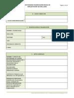 Cuestionario Planificacion Inicial ISO 9001