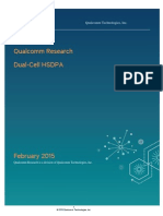Dual Cell Hsdpa