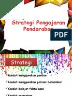 Strategi Pendaraban