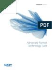 Advanced Format Technology - HGST
