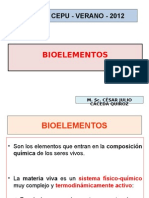 Bioelem - Agua